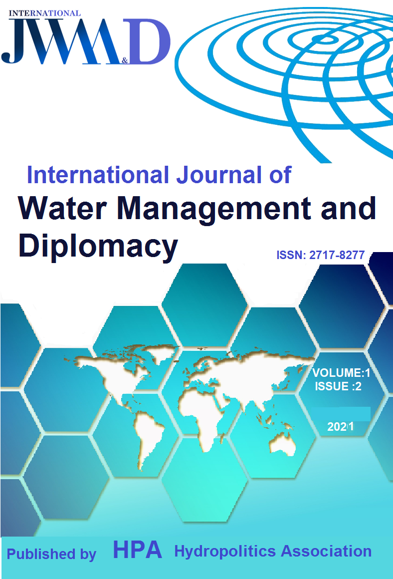 International Journal of Water Management and Diplomacy   Issue 2 available